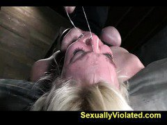 Alice Frost is bound brutally fucked 1