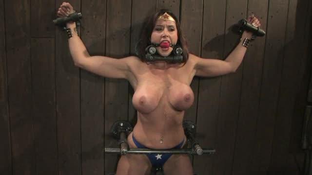 bondage Wonder torture woman