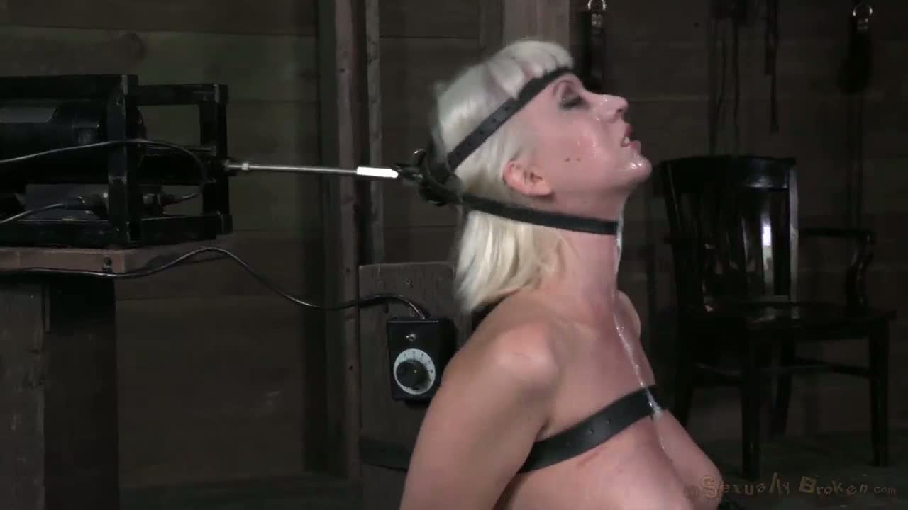 Bdsm pain deepthroat look sensational