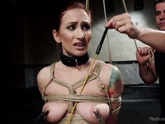 Slave needs to show how truly submissive she is by doing things that she does not like