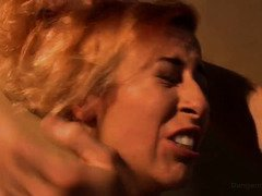 Tough beauty experiences rough fucking punishment from demanding master