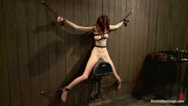 Bondage Machine Orgasm Torture