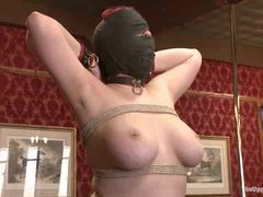 training a newbie slave how to behave well