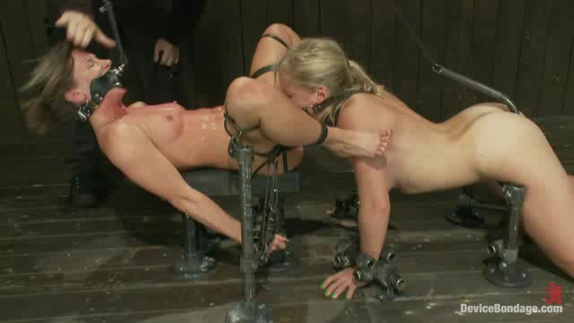 Two Girls Bondage Orgasm