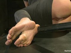 beautiful Lorelei Lee gets trained, punished and pounded