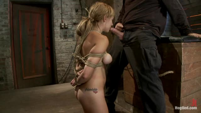 Only 19yrs old, and already a bondage whore :) Amateurs so amateur