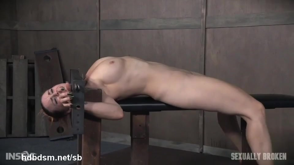 Filthy hot deepthroating and rough beaver banging punishment for hot slave